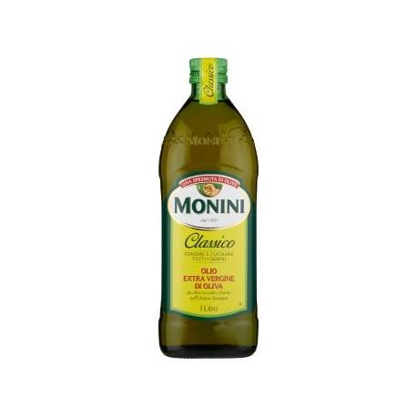 MONINI OLIO EXTRAVERGINE di oliva Classico 1lt
