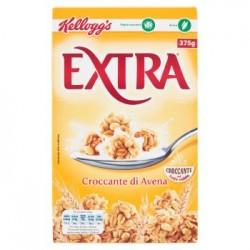 KELLOG'S EXTRA mix di cereali croccanti con fiocchi d'avena 375 gr.
