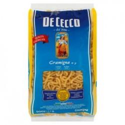 DE CECCO GRAMIGNA pasta di semola di grano duro n.31 500 gr