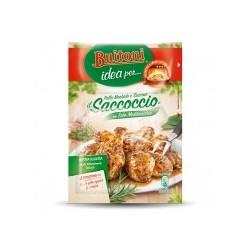 BUITONI IDEA PER IL SACCOCCIO sacchetto e mix aromatico per cottura al forno alle erbe mediterranee