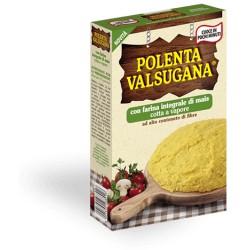POLENTA VALSUGANA 100% farina integrale