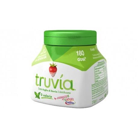 ERIDANIA TRUVIA dolcificante estratto dalla foglia di stevia,180 dosi