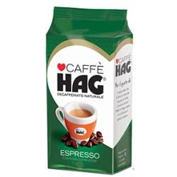 HAG CAFFE' ESPRESSO CREMOSO COME AL BAR decaffeinato naturale
