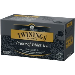 TWININGS PRINCE OF WALES TEA 25 filtri