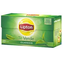 LIPTON TE' VERDE CLASSICO 20 filtri