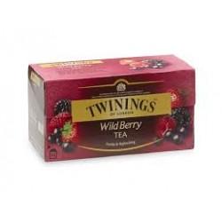 TWININGS WILD BERRY TEA 20 filtri