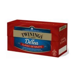 TWININGS DETEA CLASSIC TE' DETEINATO 25 filtri