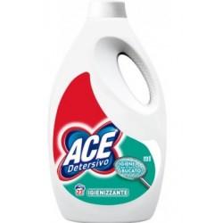 Ace detersivo lavatrice liquido 23 lavaggi igienizzante