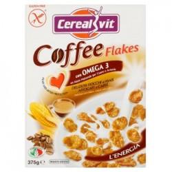 CEREALVIT COFEE FLAKES cereali senza glutine 375 gr.