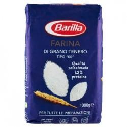 FARINA TIPO 00 GRANO TENERO BARILLA 1 KG