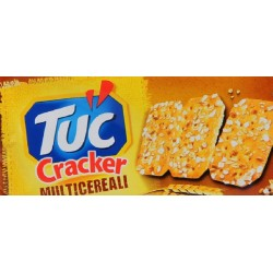 TUC MULTICEREALI CRACKER SAIWA 32 gr