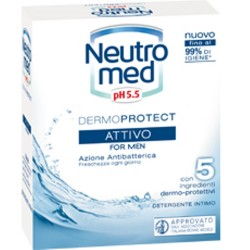 NEUTROMED FOR MEN DETERGENTE INTIMO ATTIVO 200 ML.