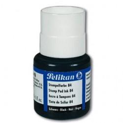 Inchiostro Pelikan 84 Nero 30ml Resistente All'acqua