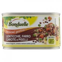 Mix Subito pronto di legumi cerali e verdure BONDUELLE 400 gr