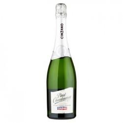 Cinzano Pinot Chardonnay Cuvée Grand Perlage Vino Spumante Brut