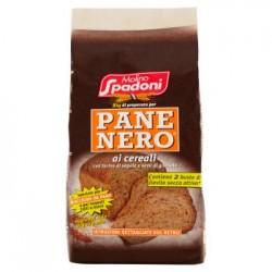 Molino Spadoni Preparato Per Pane Nero Ai Cereali Con Farina Di Segale E Semi Di Girasole