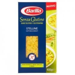 Stelline Barilla Pasta Di Mais Bianco Mais Giallo E Riso Senza Glutine