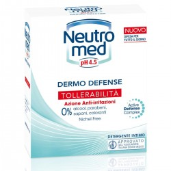 Neutromed Detergente Intimo Dermo Defense Anti Irritazione 200 Ml.