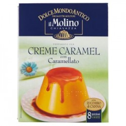 Preparato Per Creme Caramel Con Caramellato Dolce Mondo Antico