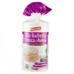 Gallette Con Crusca D'avena Fiorentini Bio