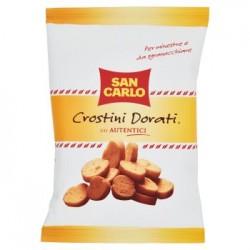 Crostini Dorati San Carlo