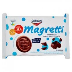 Galbusera Magretti Frollini Con Gocce Di Cioccolato
