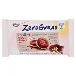 Galbusera Zero Grano Frollini Al Cacao Con Crema Vaniglia