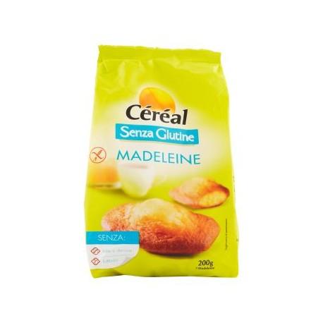 Cereal 7 Madeleine Senza Glutine