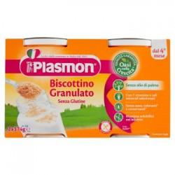 PLASMON BISCOTTINO GRANULATO SENZA GLUTINE dal 4° mese