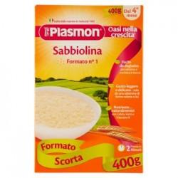 PLASMON PASTINA PER BAMBINI Sabbiolina dal 4° al 36° mese
