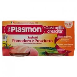 PLASMON I SUGHETTI SENZA GLUTINE Pomodoro e Prosciutto, dal 10° mese