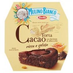 Barilla Mulino Bianco Torta Cacao con Farcitura di Albicocche confezione 570gr