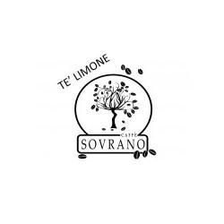 CAFFE' SOVRANO 50 Capsule THE AL LIMONE COMPATIBILI UNO SYSTEM KIMBO ILLY