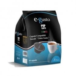 64 Capsule Caffè Sovrano DECAFFEINATO DEK Compatibili Dolce Gusto