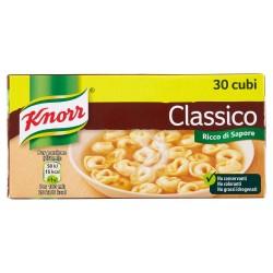 Knorr 30 Dadi Gusto Classico SENZA GLUTINE 300 GR