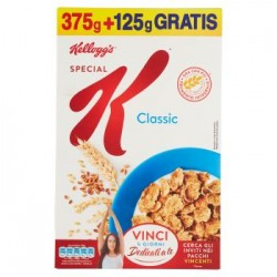 Kellogg's, Special K classic 375 g + 125 g