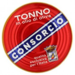 CONSORCIO tonno in olio di oliva 180 g