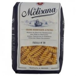 FUSILLI LA MOLISANA pasta di semola di grano duro n.28 500 gr