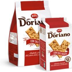 Crackers Doriano con Sale Iodato 700gr