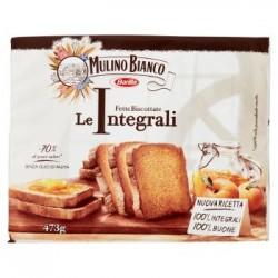 Mulino Bianco Le Integrali Fette Biscottate 473 g