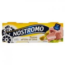 Tonno all'Olio di Oliva Nostromo 3x80gr