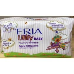 FRIA SALVIETTE BABY UTILITY 72 SALVIETTE DELICATE