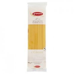 Spaghetti Vermicelli n.13 Pasta di Semola di Grano Duro 500gr Granoro