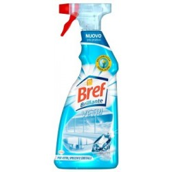 Bref Pulito Facile Vetri e Superfici 750 ml