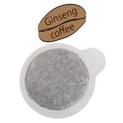 50 Cialde Caffè GINSENG formato 44mm ESE compatibili MOKONA