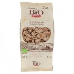 Bio Orecchiette Pasta di Semola di Grano Duro Integrale 500 g Granoro