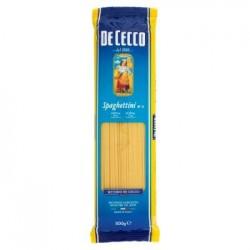 De Cecco Spaghettini n.11 Pasta di Semola di Grano Duro 500 g
