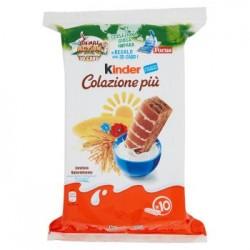 Kinder brioche Colazione più 10 pezzi 300 g 5 cereali