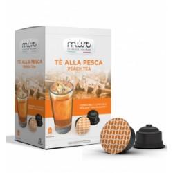 16 Capsule Must TE' ALLA PESCA compatibili Dolce Gusto Nescafè