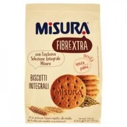 Misura Fibrextra Biscotti Integrali 630 g